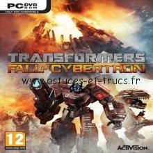 Solutions du jeu Transformers Fall of Cybertron en vidéo, astuces et trucs du jeu pas à pas en vidéo