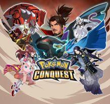 Solutions du jeu Pokemon Conquest en vidéo, astuces et trucs du jeu pas à pas, 3/3