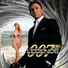 Solutions du jeu 007 Legends, astuces et trucs du jeu
