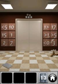 13 1 w200 h300 Solutions du jeu 100 Doors 2013, astuces et trucs niveaux 13 à 26