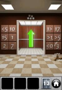 13 3 w200 h300 Solutions du jeu 100 Doors 2013, astuces et trucs niveaux 13 à 26