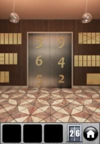 Solutions du jeu 100 doors 2013 astuces et trucs niveaux 13 26 - Porte sur le feu et jete dedans ...
