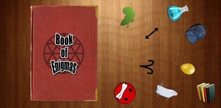 livres des énigmes une