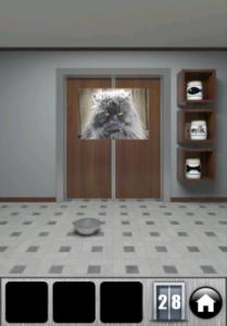 28 1 Solutions du jeu 100 Doors 2013, astuces et trucs niveaux 27 à 40