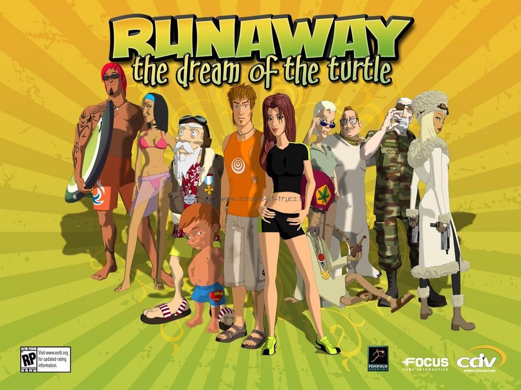 Runaway 2: The Dream Of The Turtle les 10 premières vidéos