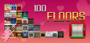 Solutins Du Jeu 100 Floors Valentine Astuces Et Trucs