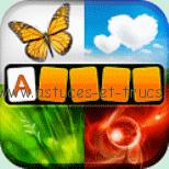 4 images 1 mot apalon - icone
