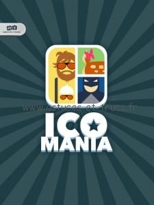 Icomania 1 225x300 Solutions du jeu Icomania français, astuces et trucs niveaux 4 et 5