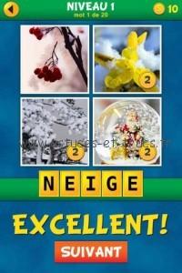 4 Images 1 Mot Plus Niveau 1 1 200x300 Solutions 4 Images 1 Mot Plus Français   Niveau 1, astuces et trucs
