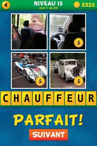 Solutions 4 Images 1 Mot Plus Français – Niveau 13, astuces et ...