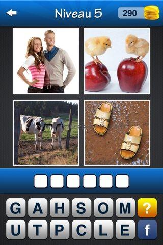 Solutions Devinez le Mot – Quiz Photos – Pack 1, astuces et trucs 1 à 25