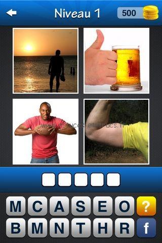 ... Devinez le Mot – Quiz Photos – Pack 2, astuces et trucs 1 à 25