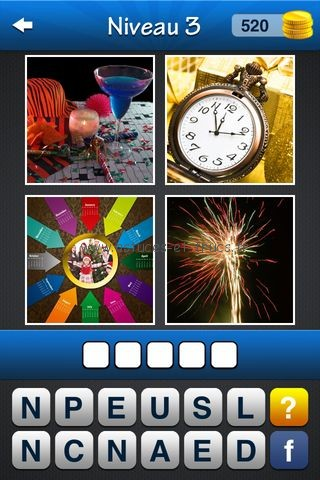 Solutions Devinez le Mot – Quiz Photos – Pack 2, astuces et trucs 1 à 25