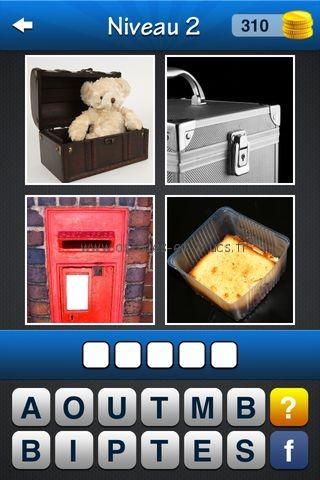 Solutions Devinez le Mot – Quiz Photos – Pack 4, astuces et trucs 1 à 25