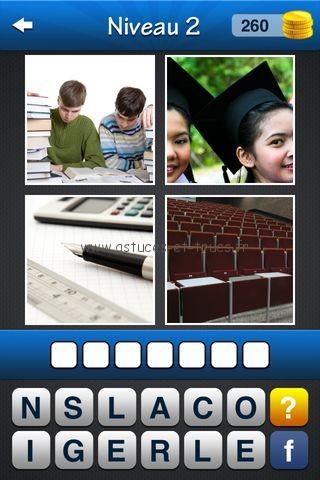 Solutions Devinez le Mot – Quiz Photos – Pack 5, astuces et trucs 1 à 25