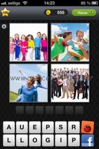 Solutions Photo QI Facebook niveaux 101 à 200, astuces et trucs