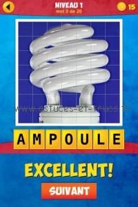 1 Image 1 Mot Niveau 1 Jeu 3 200x300 Solutions 1 Image 1 Mot niveau 1, astuces et trucs