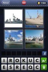4 Images 1 Mot Niveau 600 200x300 Solutions 4 images 1 mot niveaux 599 à 723, astuces et trucs