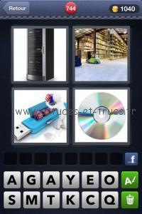 4 Images 1 Mot Niveau 744 200x300 Solutions 4 Images 1 Mot niveaux 724 à 863, astuces et trucs