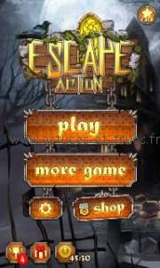 Escape action - 1