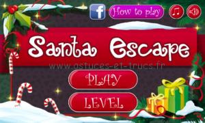 Santa escape - 1
