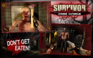 Survivor zombie outbreak - 1