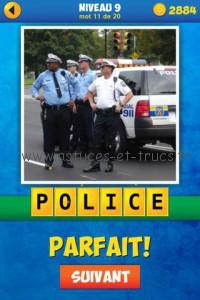 4 petits Carrés Niveau 9 Jeu 11 - astuces-et-trucs.fr