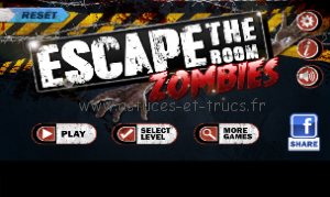 Escape the room zombies - 1