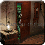 Escape the room zombies - icone