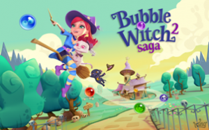Bubble witch 2 saga - 1